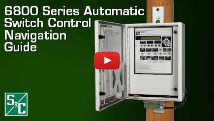 6800 Series Automatic Switch Control Navigation Guide